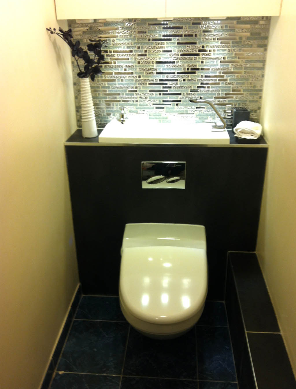 Design toilet gallery for Decoration interieur original