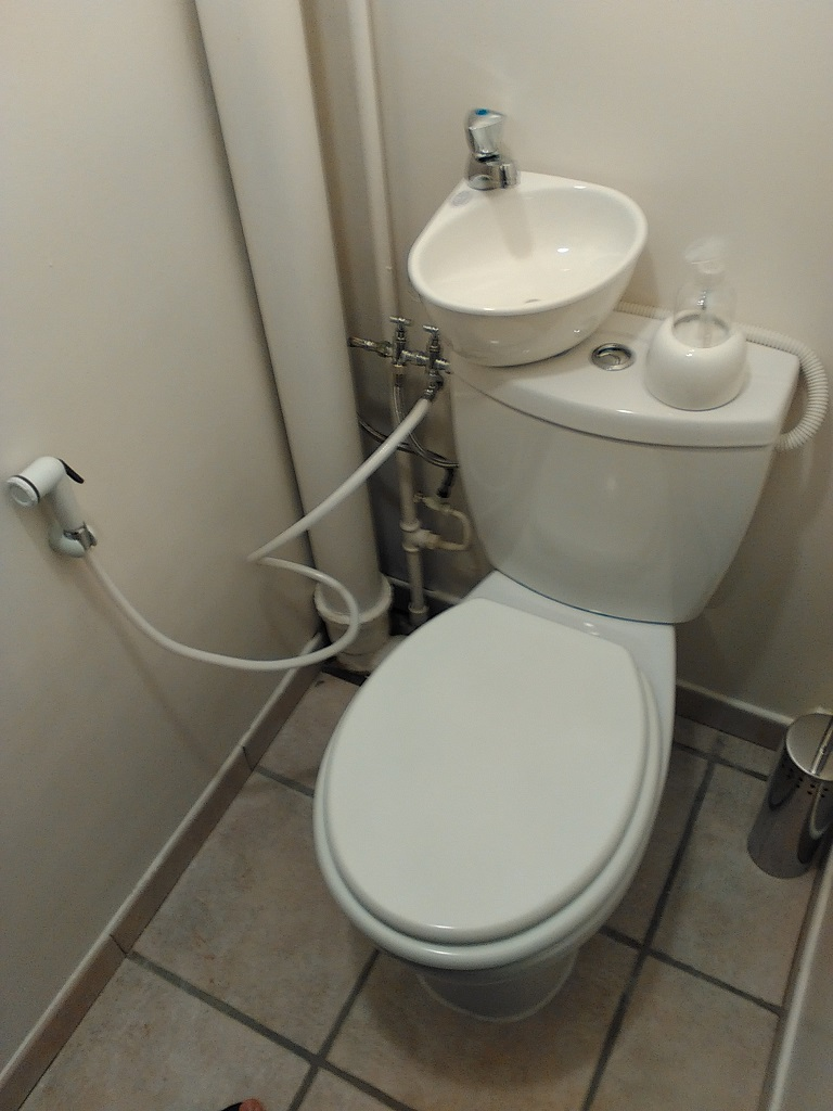 Shower Toilet Gallery