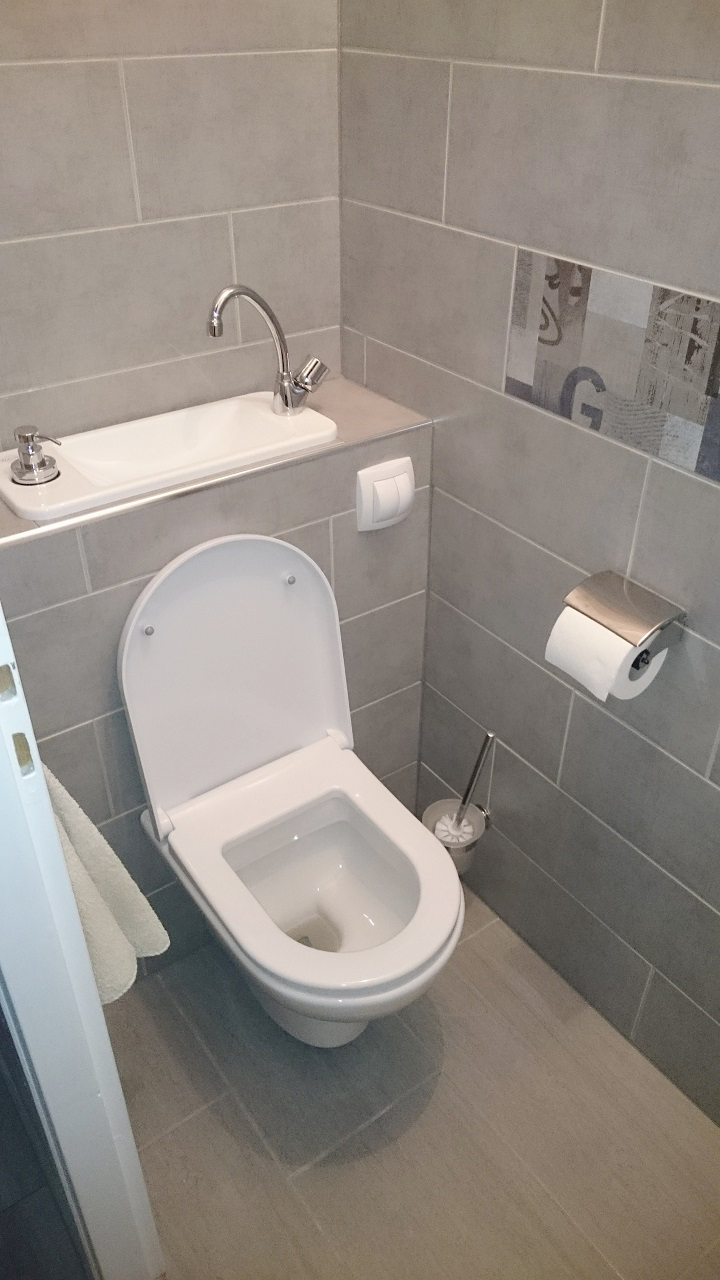 ... Water Saving Wall Hung Toilets And Compact Sink Combo WiCi Next   Mr W