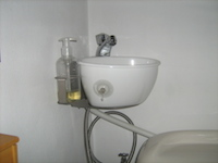 Cheap WiCi Mini toilet unit on wall-shelf - Ms R (Belgium) - 1 of 3