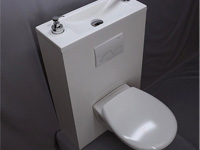 Wall Mounted Toilet With Sink Gallery