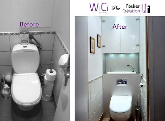 Wici Concept Hand Wash Basins The Space Saving Toilets
