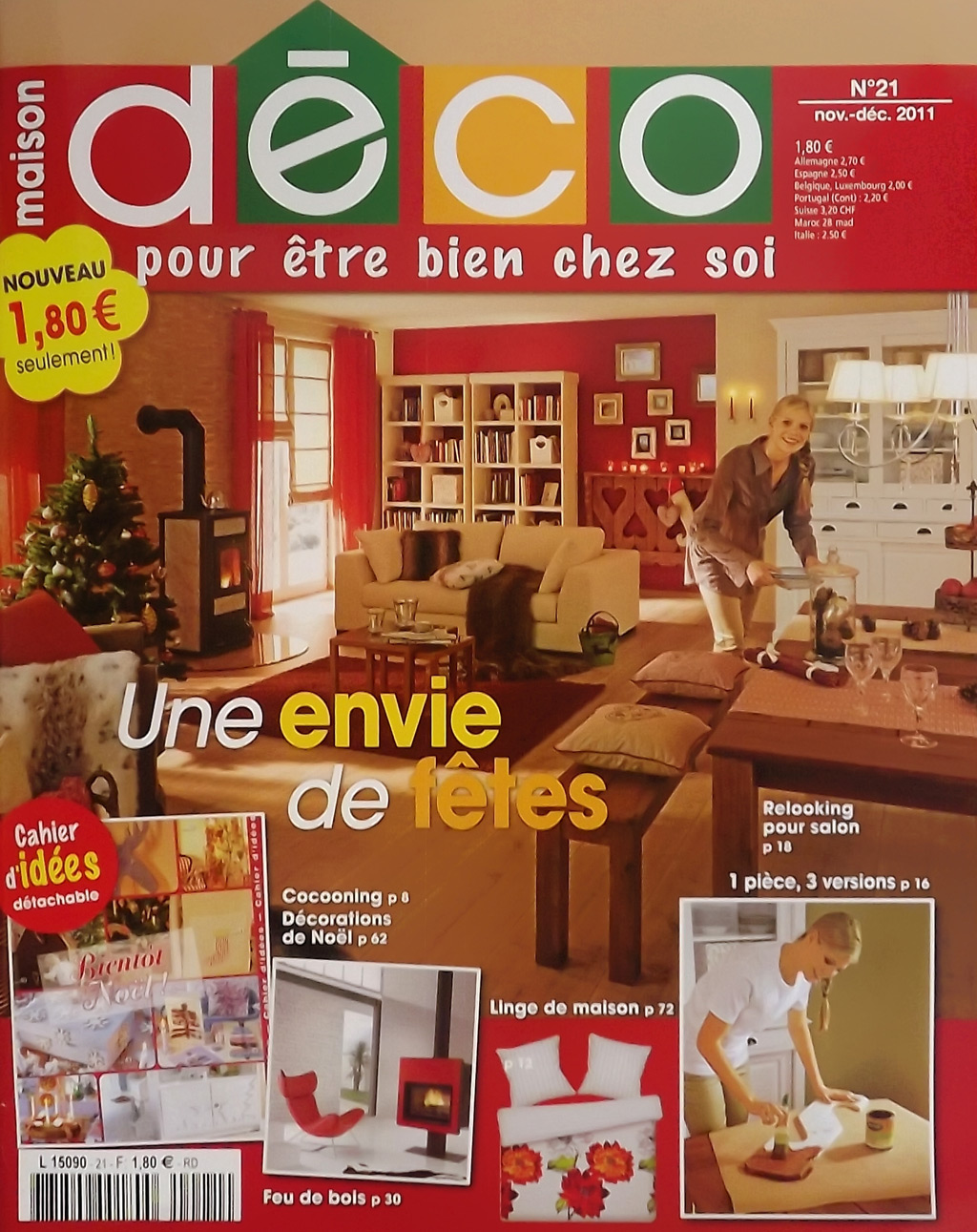 Maison deco magazine designe meuble gt gt pictures to pin on pinterest - Maison decoration magazine ...